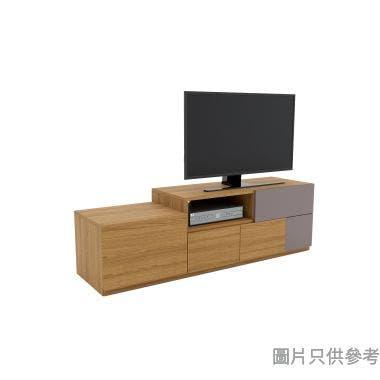 TETRIZ DB-V-1500 五櫃桶伸縮電視地櫃1500-2000W x 418D x 460Hmm