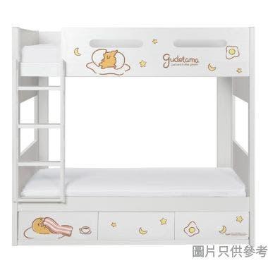 Sanrio CTD-BB03 雙層床配三櫃桶 - 蛋黃哥-A (面向計左樓梯)