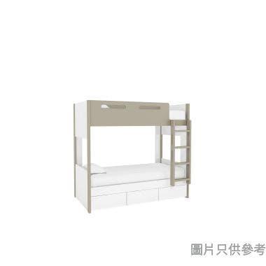 CTD-BB03(R) 雙層床配三櫃桶(面向計右面梯)980W x 1893Dmm
