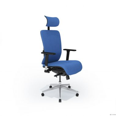 ALAYLA 人體工學扶手轉椅690W x 620-670D x 1130-1350Hmm