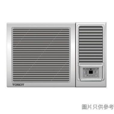 TOSOT 大松牌1.5匹 窗口式冷氣機 W12R30 (附無線遙控)