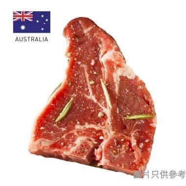 馥薈澳洲製急凍羊T骨 125g (4件)
