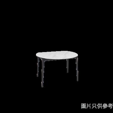 PIZA TA187(KL-99)意大利陶瓷玻璃開合圓餐檯900/1100W x 1100D x 750Hmm