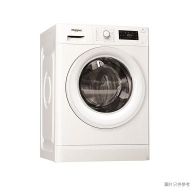 Whirlpool惠而浦7kg 1200轉前置滾桶式洗衣機FWG71283W