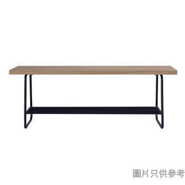 BENCH-1000-OAK 長餐椅1000W x 350D x 450Hmm - 橡木色