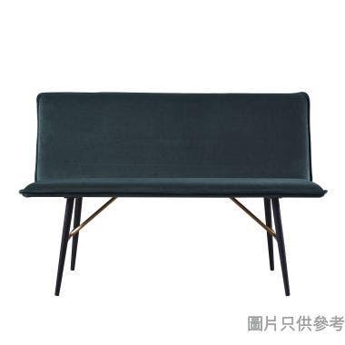 BOAK-C-5332 布藝長餐椅1340W x 550D x 870Hmm - 綠色