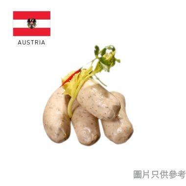 馥薈冷凍奧地利4吋紐倫堡腸 500g