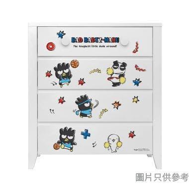 Sanrio CTD-CH01 四桶儲物櫃 XO-B