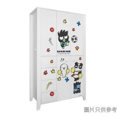 Sanrio CTD-WB0147 47吋五門四櫃桶衣櫃 XO-B