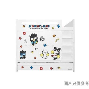 Sanrio CTD-WB01 多功能組合床(七櫃桶,子床及衣櫃) XO-B (面向計右面梯)