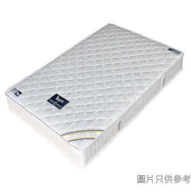 "PROFILIA寶富麗 MT20-MSSM 護脊寶連鎖彈簧床褥  (厚度6"")"
