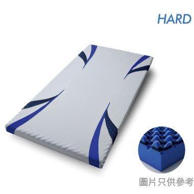 """西川 AiR 01 HARD 立體波浪海棉床褥 (厚度3.2"""")"""
