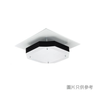 PHILIPS飛利浦UV-C吊頂式上層空氣消毒燈具SM345C 4xTUV PLS 9W HFM