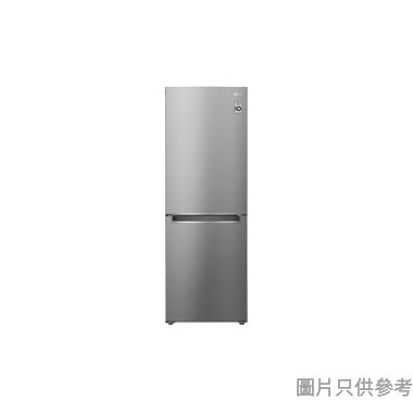 LG 306L下置式冷凍型智能變頻式壓縮機雙門雪櫃 M310SB1
