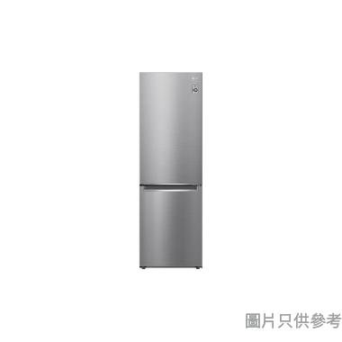 LG 341L下置式冷凍型智能變頻式壓縮機雙門雪櫃 M341S13